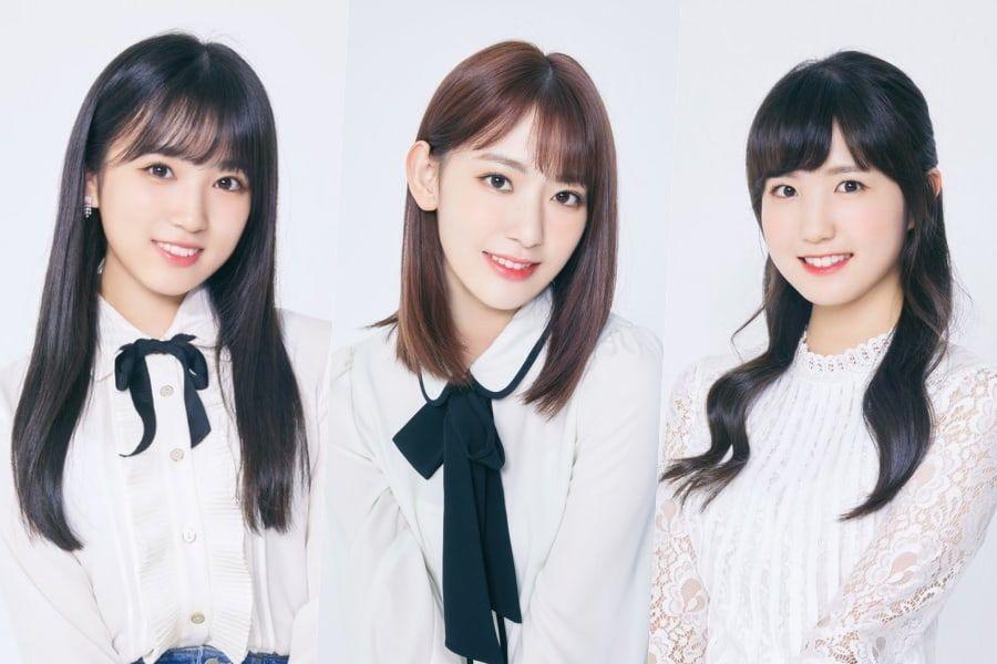 Yabuki Nako, Miyawaki Sakura y Honda Hitomi detienen sus actividades con AKB48 para centrarse en IZ*ONE