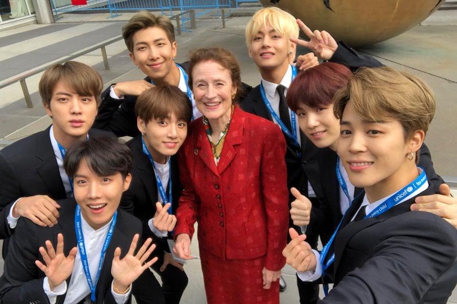 """BTS alienta a la juventud en un discurso histórico en el lanzamiento de """"Generation Unlimited"""" de UNICEF en la Asamblea General de la ONU"""