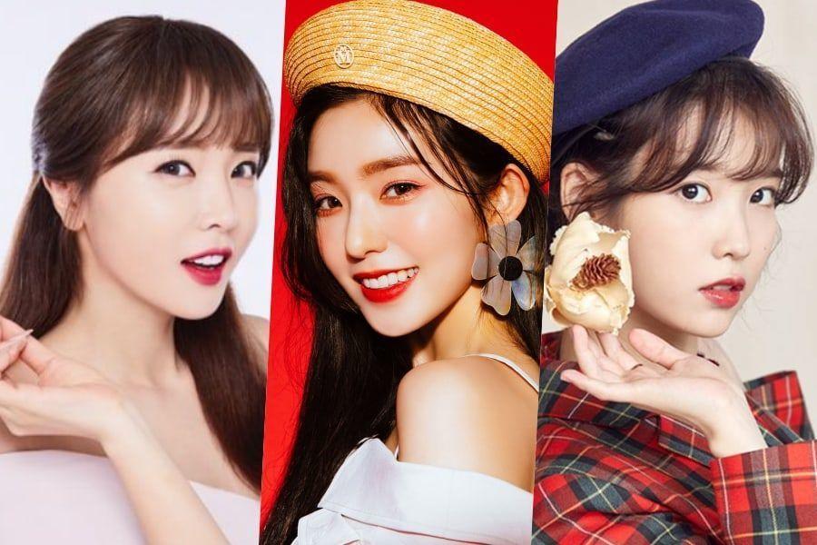 Se revela el ranking de reputación de marca de modelos femeninas de publicidad del mes de septiembre