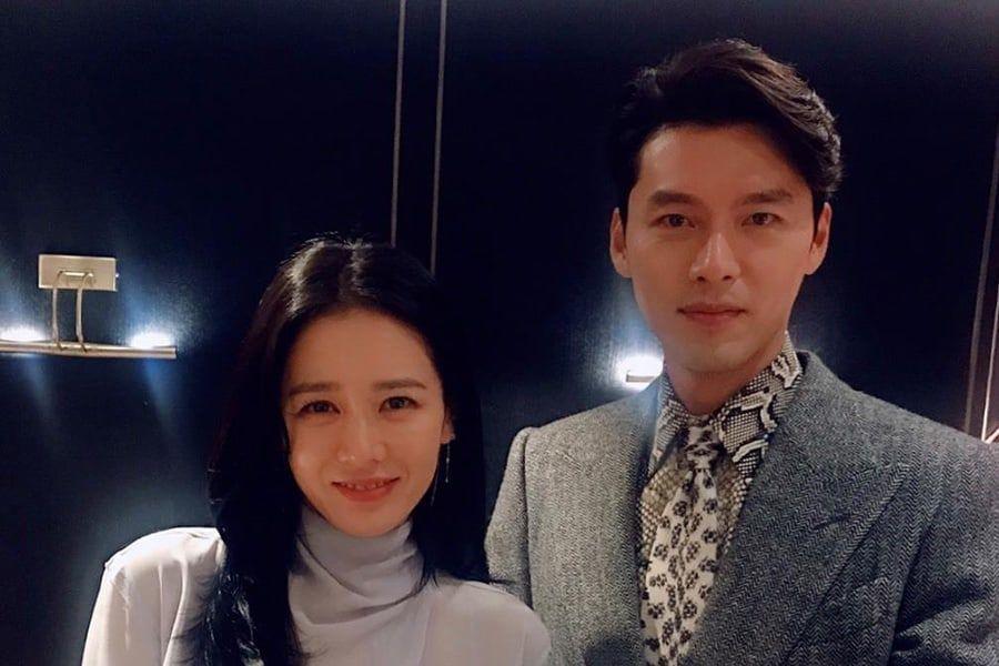 """Son Ye Jin y Hyun Bin celebran que """"The Negotiation"""" ha superado el millón de espectadores"""
