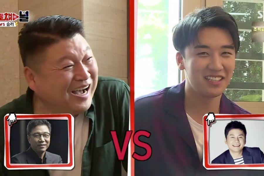 Seungri bromea sobre cuál sería su única condición para dejar YG e irse a SM