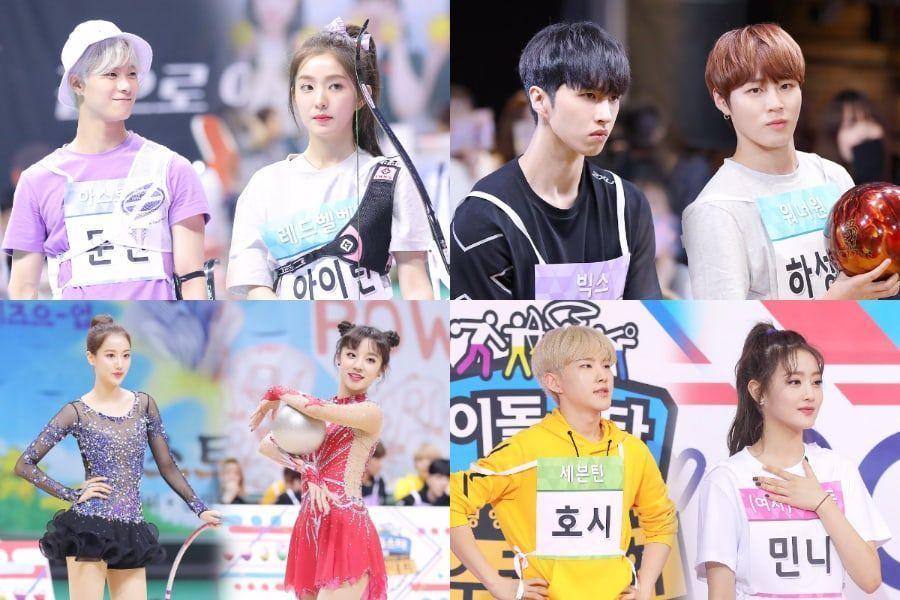 """""""2018 Idol Star Athletics Championships – Chuseok Special"""" obtiene calificaciones relativamente altas"""