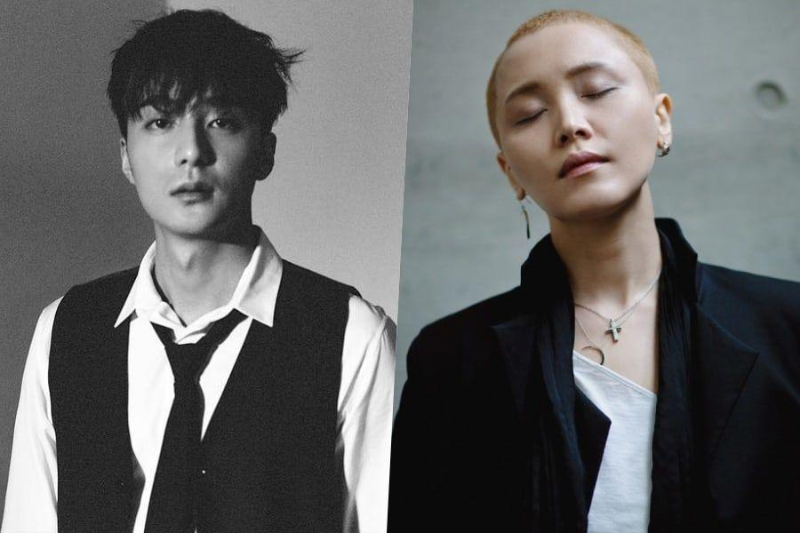 Roy Kim y Lee So Ra colaborarán en un dueto