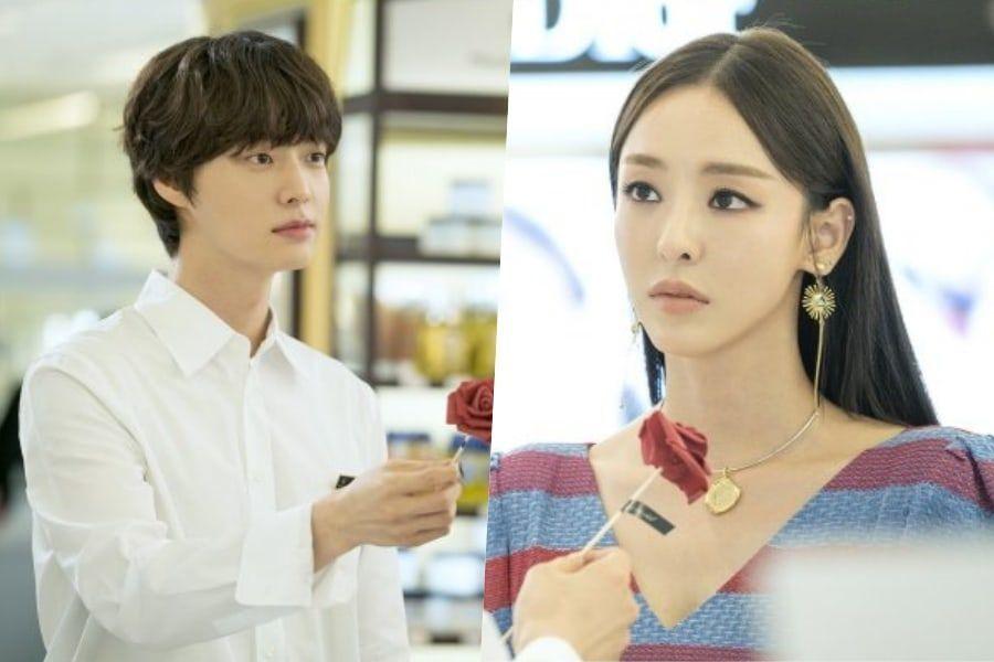 """Ahn Jae Hyun y Lee Da Hee comparten una química de los """"polos opuestos se atraen"""" en """"The Beauty Inside"""""""