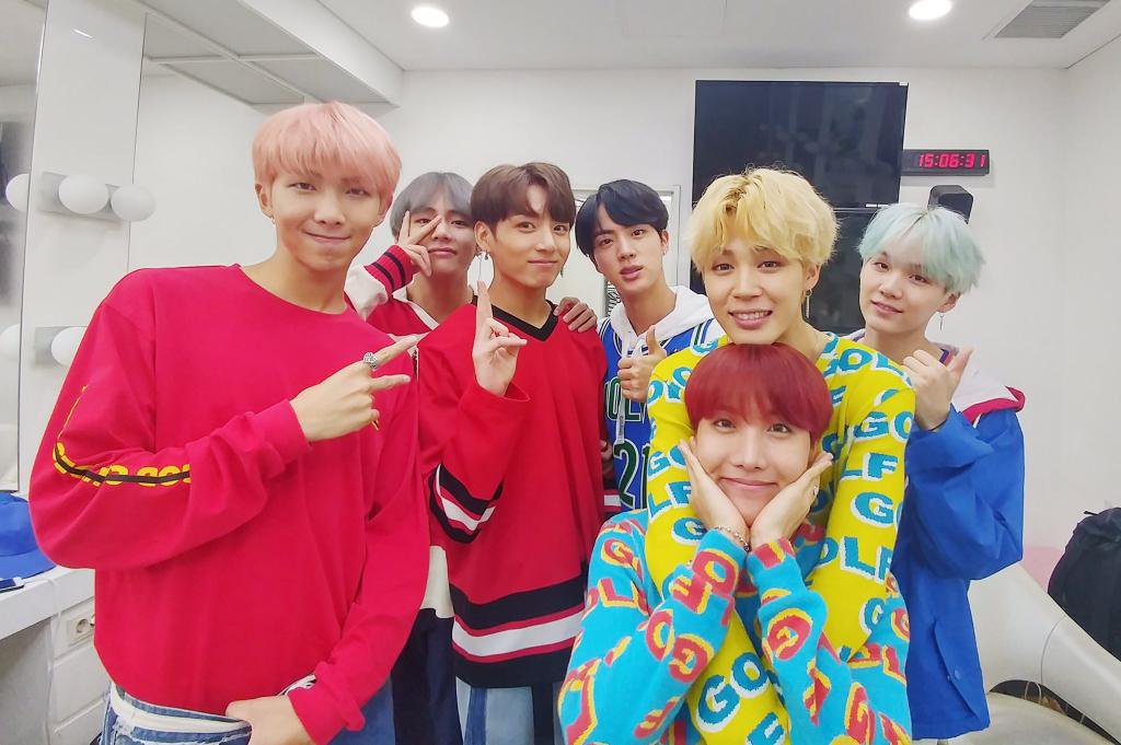 Prueba: ¿Qué miembro de BTS eres?