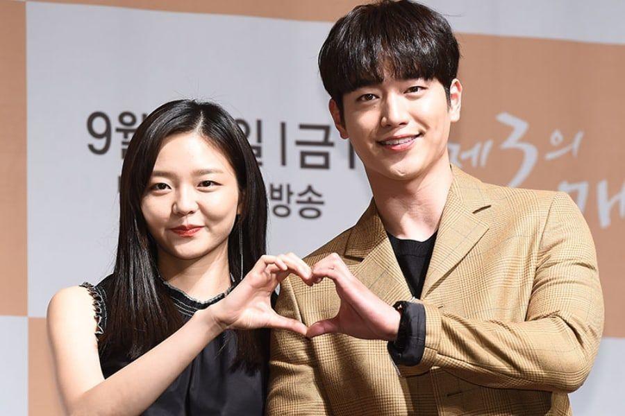 Esom y Seo Kang Joon describen cómo se hicieron cercanos