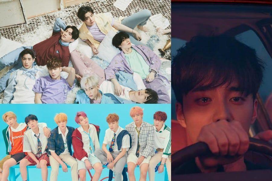 GOT7, BTS y Roy Kim encabezan las listas semanales de Gaon