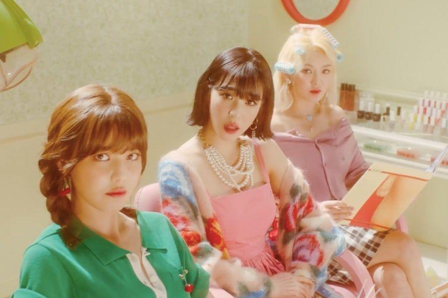 """Tiffany de Girls' Generation busca venganza en nuevo MV para """"Teach You"""" con Sooyoung y Hyoyeon"""