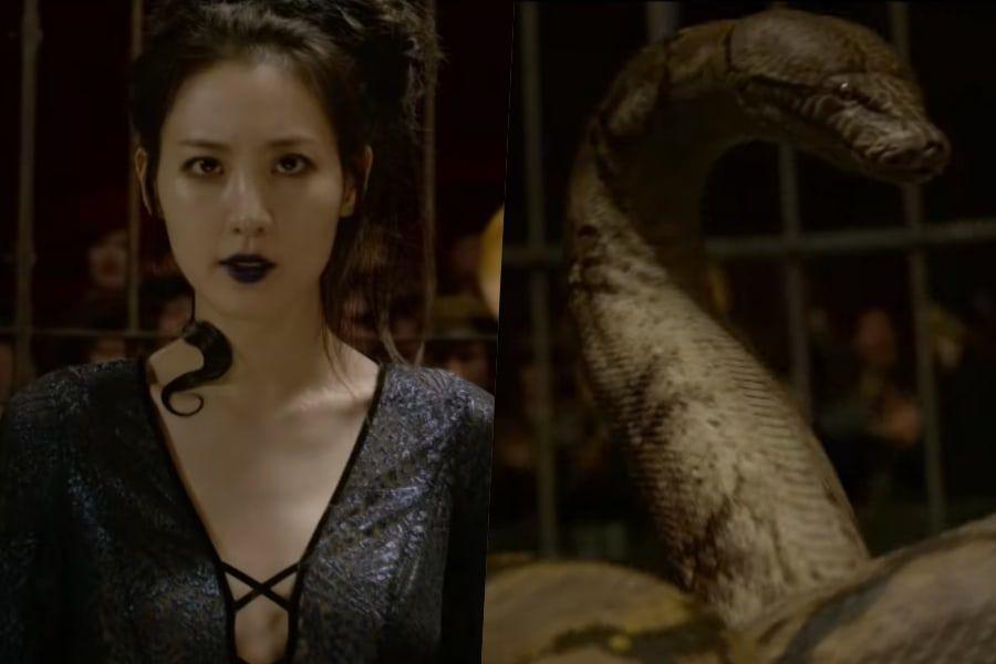 "La explicación de J.K Rowling sobre el personaje de Claudia Kim en ""Fantastic Beasts 2"" genera controversia"
