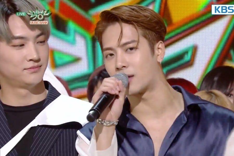 """GOT7 obtiene segunda victoria para """"Lullaby"""" en """"Music Bank"""" – Presentaciones de PENTAGON, Oh My Girl y más"""