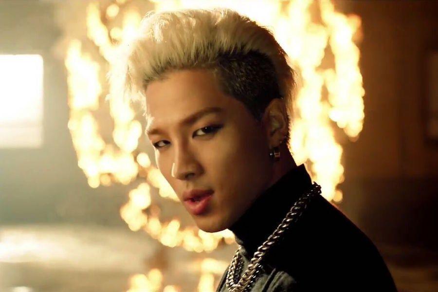 """""""Ringa Linga"""" de Taeyang se convierte en su segundo video musical en alcanzar los 100 millones de reproducciones"""