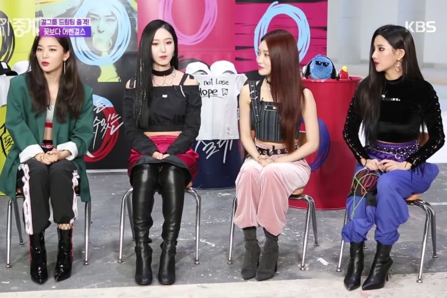 Seulgi, SinB, Chungha y Jeon Soyeon comparten lo que piensan sobre su colaboración + Eligen a la más linda entre ellas