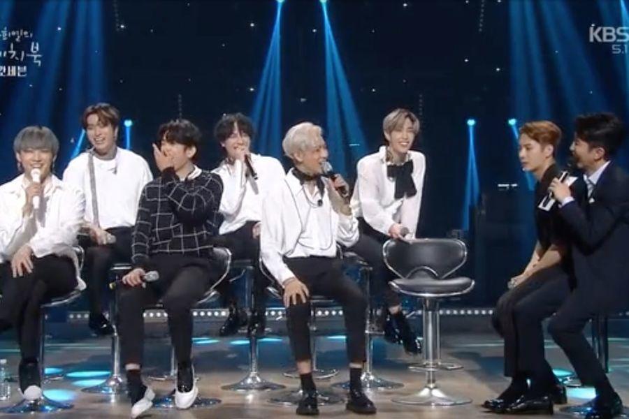 BamBam bromea acerca de la contribución de GOT7 al nuevo edificio de JYP Entertainment