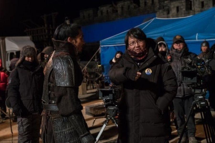 """El director de """"The Great Battle"""" habla sobre por qué eligió a Seolhyun de AOA y a Nam Joo Hyuk para este proyecto"""