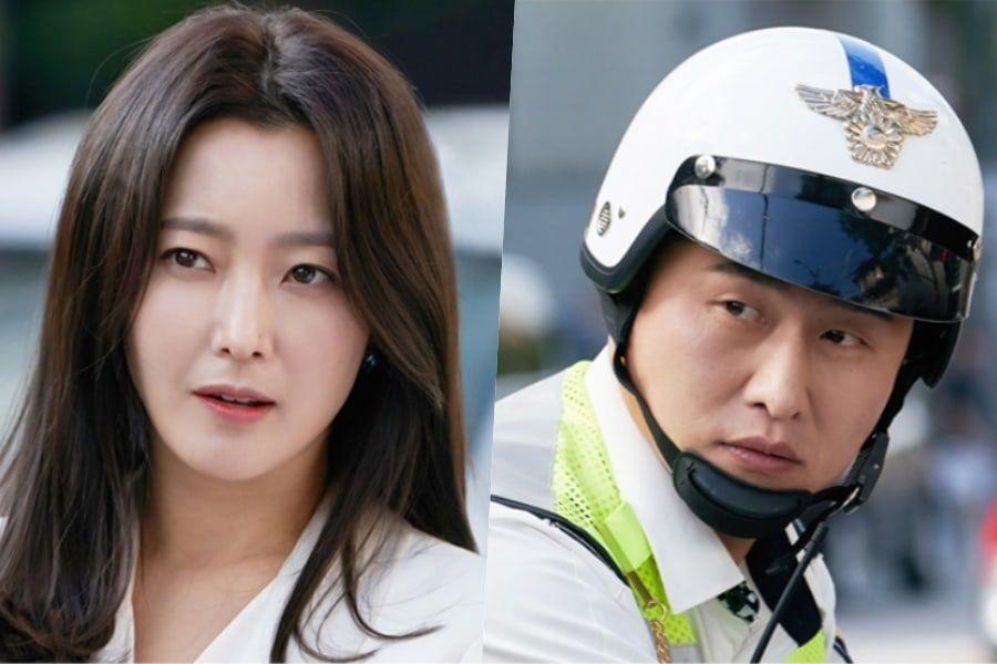 """Kim Hee Sun y Oh Dae Hwan tienen un tenso encuentro en """"Room No. 9"""""""