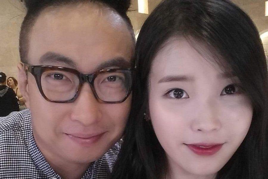 Park Myung Soo habla sobre el regalo que recibió de IU y lo que podría significar para su colaboración