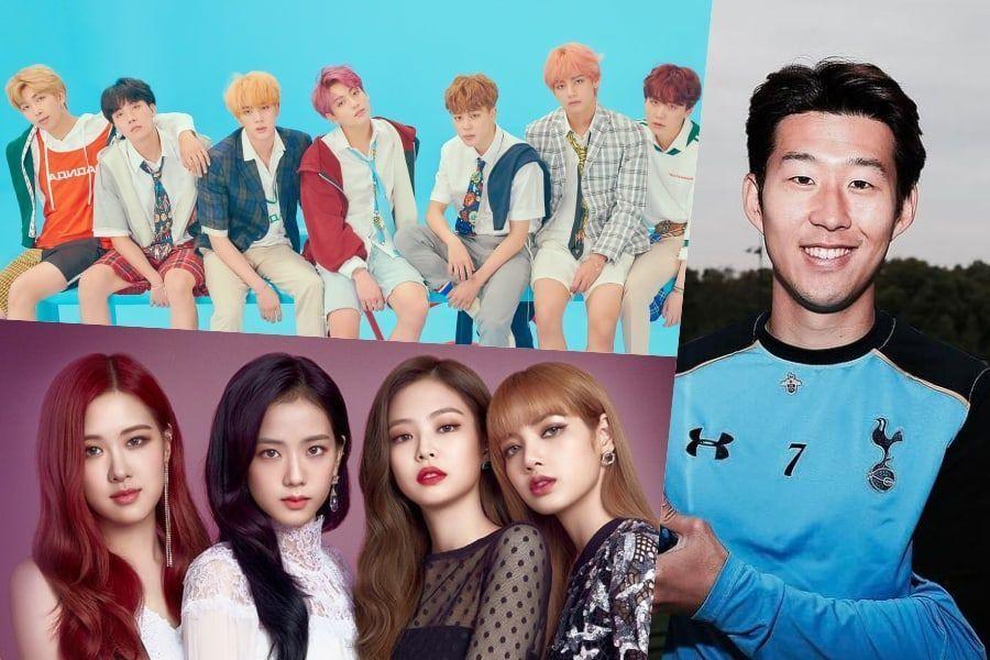 Se revela el ranking de reputación de marca para celebridades del mes de septiembre