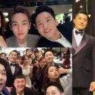 Key de SHINee, Hyeri de Girl's Day, Choo Sung Hoon, y muchos más asisten a la boda de Kim Dong Hyun