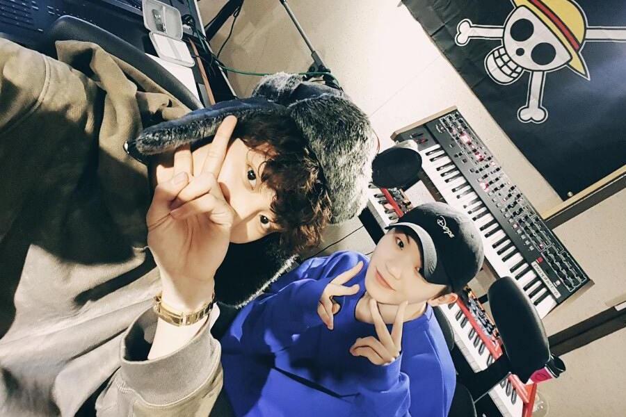 Chanyeol de EXO emociona a los fans y revela pista creada junto a Woozi de SEVENTEEN