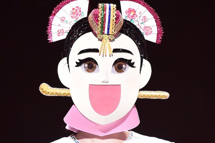 "Bailarina principal de grupo idol presume de tu talento vocal en ""The King Of Mask Singer"""