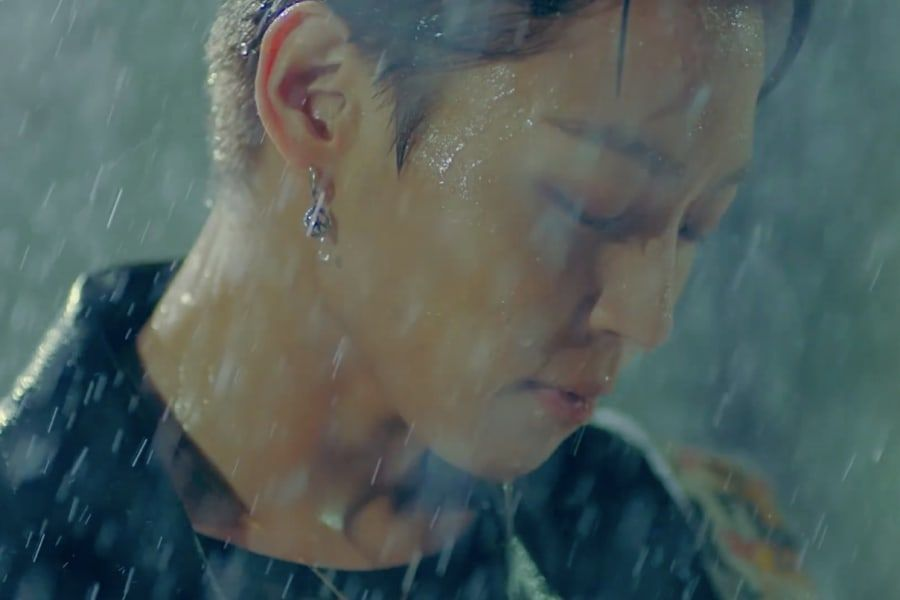 "[Actualizado] The Rose revela video-teaser de Woosung para ""She's In The Rain"""