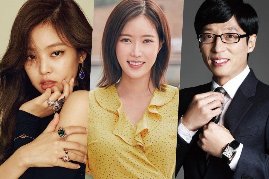 Jennie de BLACKPINK, Im Soo Hyang y otros más confirman su participación en nuevo programa de variedades de Yoo Jae Suk