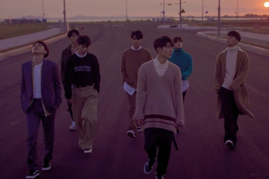 "iKON canta ""Goodbye Road"" en su MV de regreso"