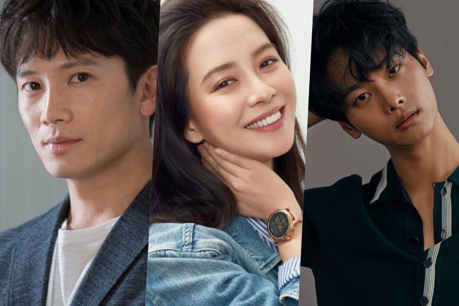 Las mejores estrellas del K-Drama en el radar de los fans internacionales del mes de septiembre