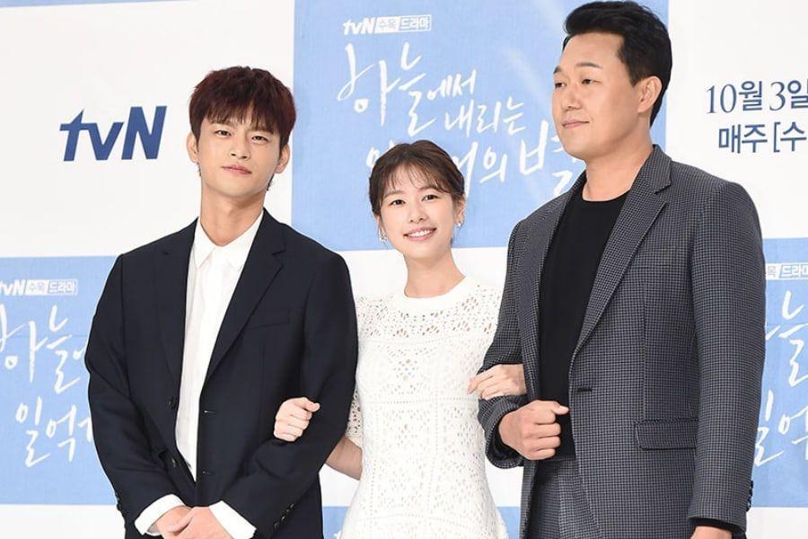 """El elenco de """"The Smile Has Left Your Eyes"""" revela por qué tomaron los roles en el drama"""