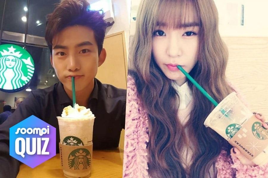 Prueba: ¿Cuál bebida de Starbucks eres basado en tu gusto por el K-Pop?