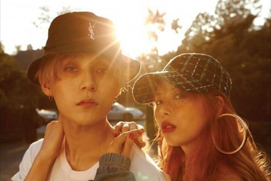 Se informa que HyunA y E'Dawn estarían dejando Cube Entertainment