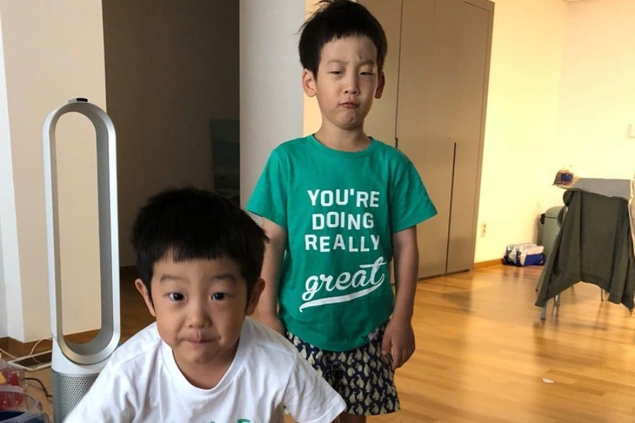 "Seo Eon y Seo Jun han crecido desde sus días en ""The Return of Superman"""