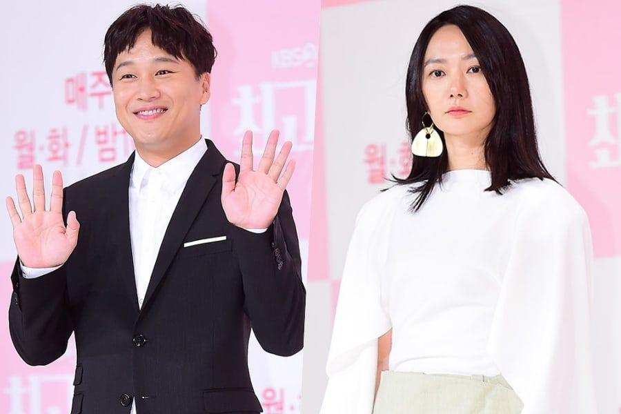 """Cha Tae Hyun y Bae Doona revelan por qué eligieron aparecer en """"Matrimonial Chaos"""""""