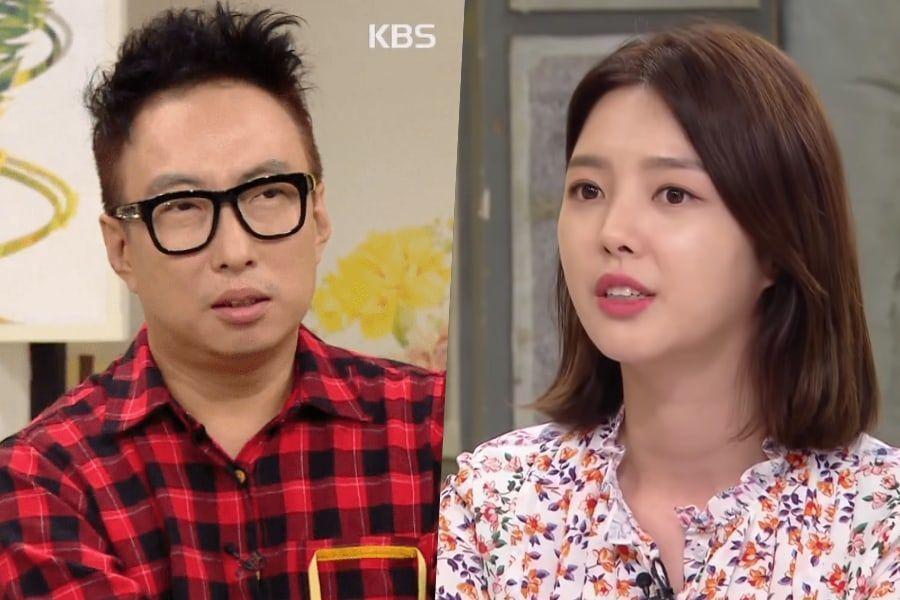 "Park Myung Soo y Uhm Hyun Kyung dicen adiós a ""Happy Together"""