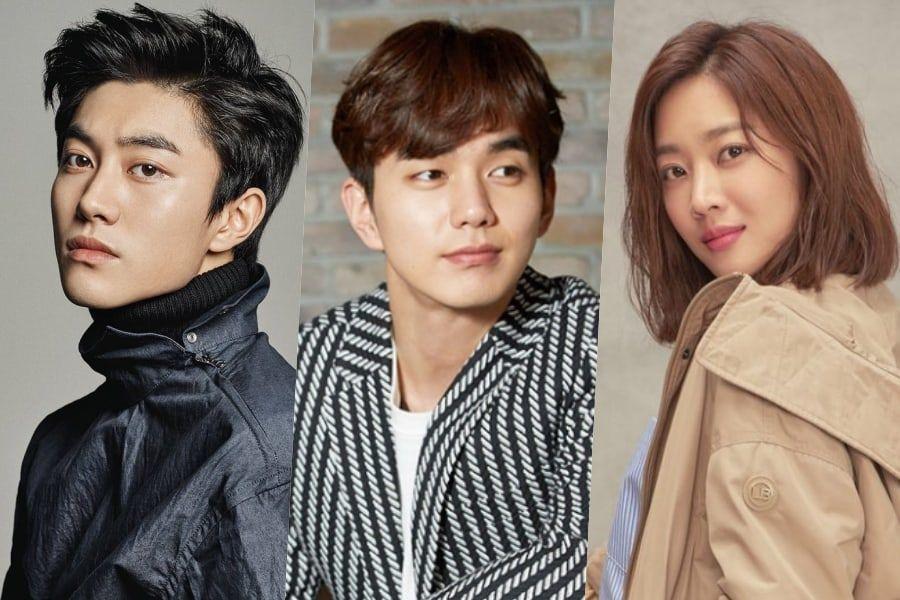 Kwak Dong Yeon se une a Yoo Seung Ho y Jo Bo Ah en nuevo drama de SBS