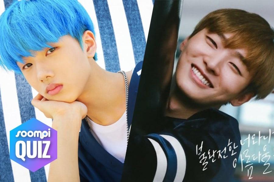 Prueba: ¿Qué Jisung es tu mejor amigo ideal?