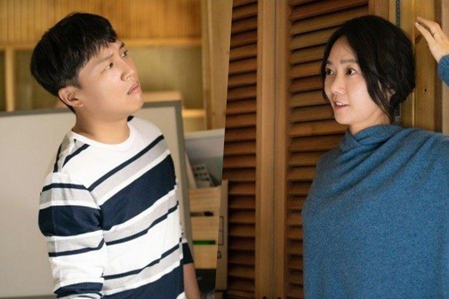 "Cha Tae Hyun y Bae Doona interpretan las diferentes etapas del matrimonio ""Matrimonial Chaos"""