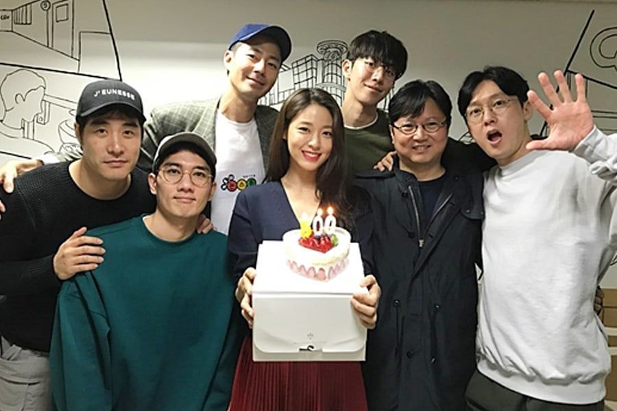 "El elenco de ""The Great Battle"" celebra los 5 millones de espectadores"