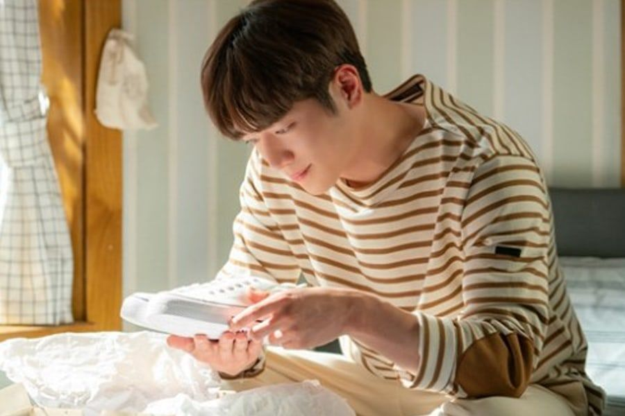 "Seo Kang Joon está adorablemente emocionado por su cita en ""The Third Charm"""