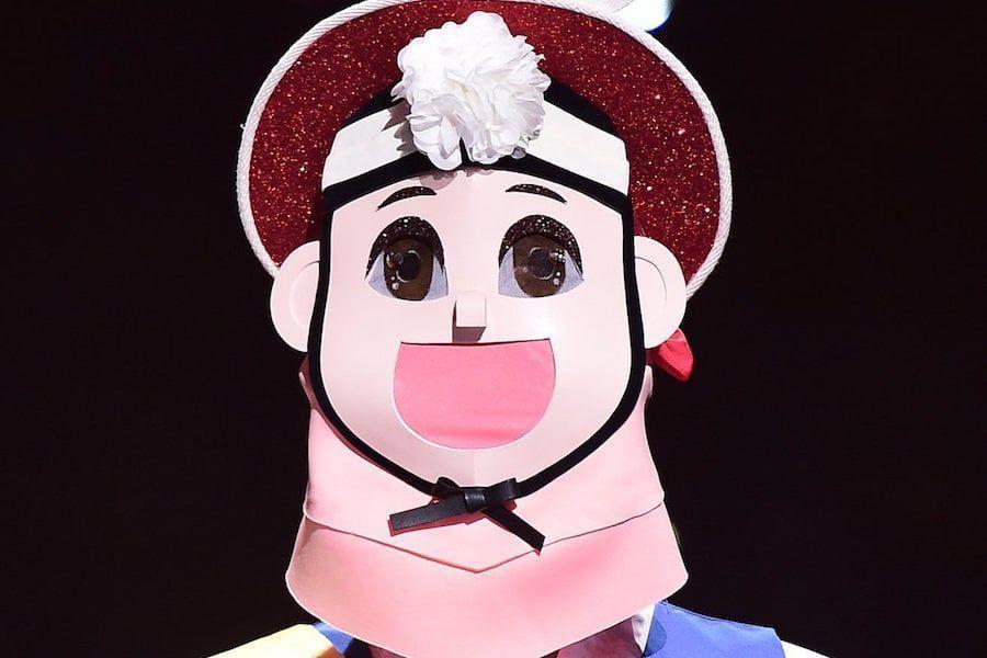 """Actor de """"Wha's Wrong With Secretary Kim"""" cautiva y hace una excelente actuación en """"The King Of Mask Singer"""""""