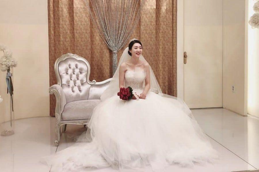 Ex-integrante de 9MUSES, Eunji, se casa