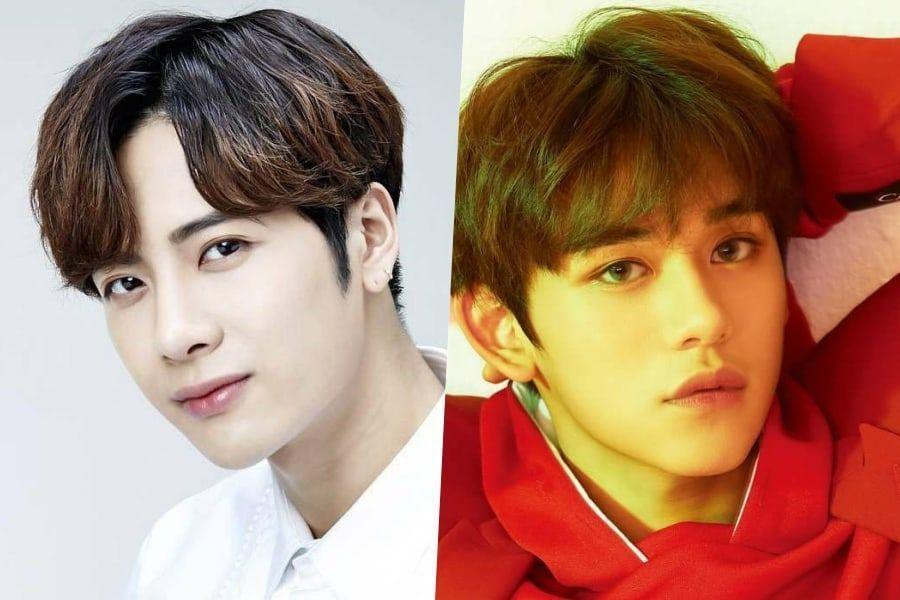 Jackson de GOT7 dice que quiere hacerse amigo de Lucas de NCT
