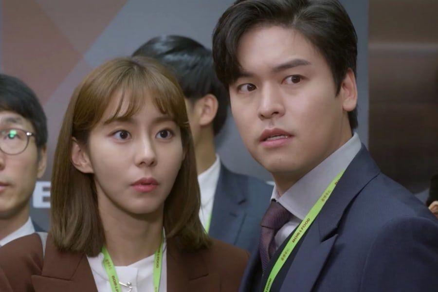 """El nuevo drama de UEE y Lee Jang Woo, """"My Only One"""", ocupa el 1er lugar para el fin de semana con sus índices de audiencia más altos hasta el momento"""