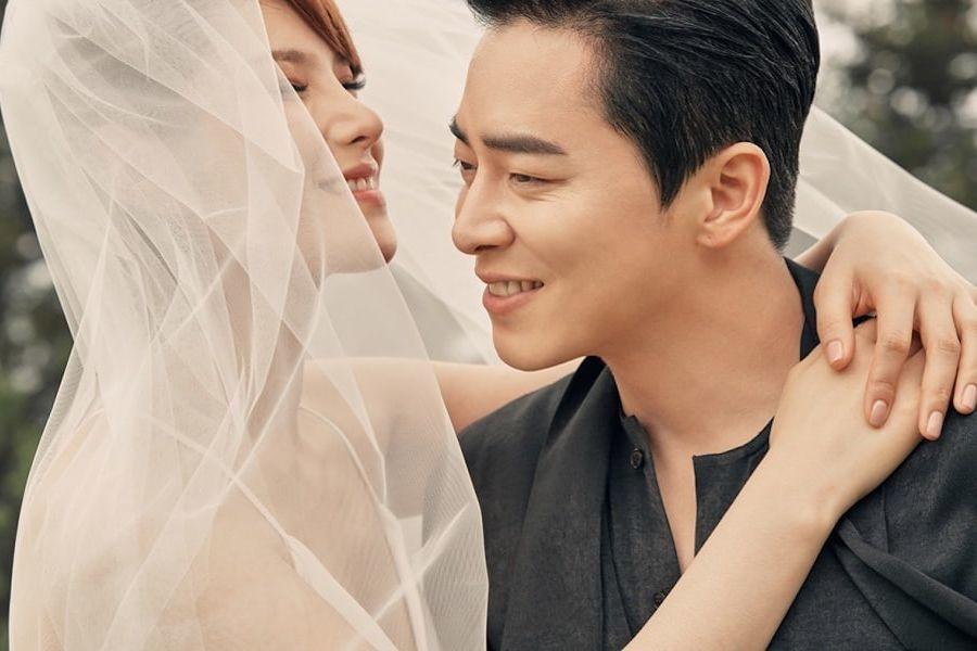 Gummy y Jo Jung Suk revelan que ya están casados