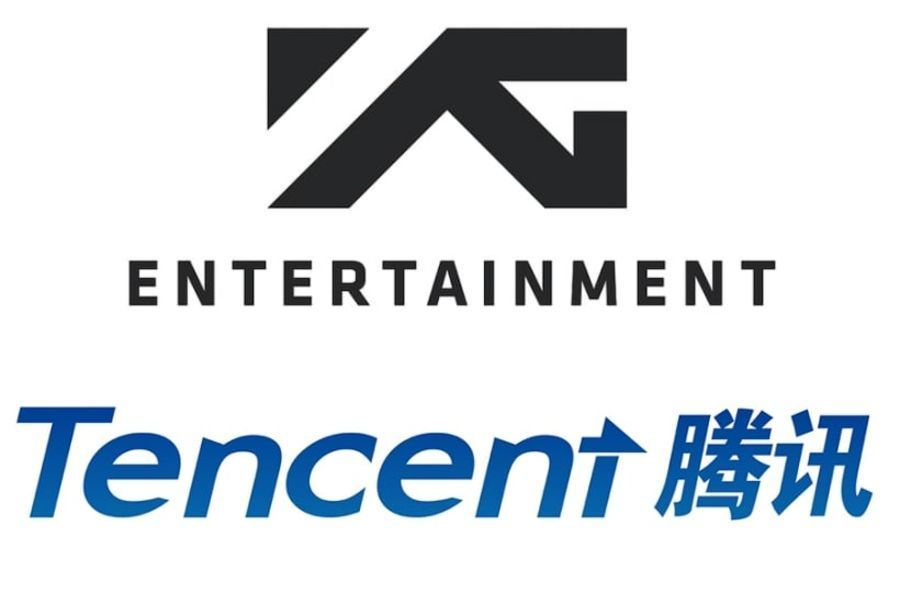 YG Entertainment invierte en la compañía china Tencent Music