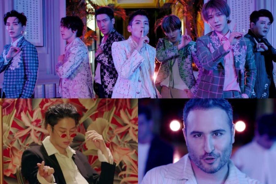 """Super Junior canta """"One More Time (Otra Vez)"""" con la banda mexicana Reik en un nuevo MV"""
