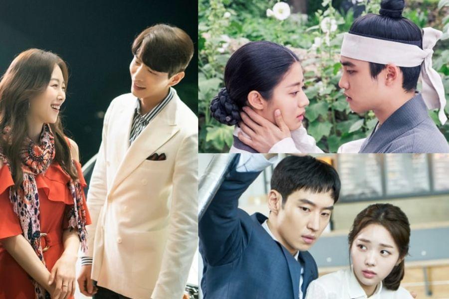 """""""The Beauty Inside"""", """"100 Days My Prince"""", y """"Where Stars Land"""" lideran la lista de dramas más comentados"""