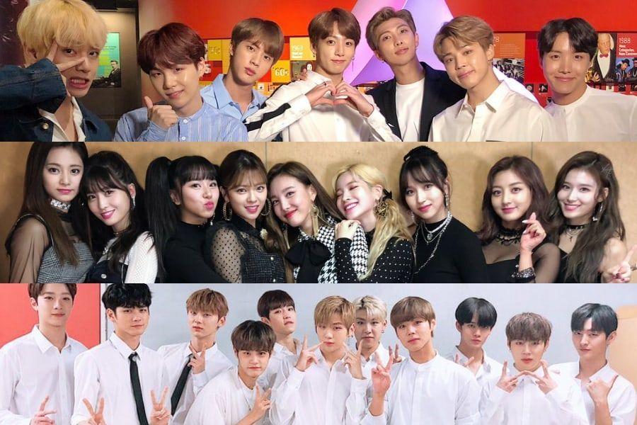 Los 2018 MBC Plus X Genie Music Awards anuncian su primera alineación
