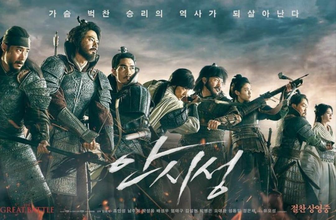 """""""The Great Battle"""" se convierte en la 2da película coreana más vista del 2018 en menos de un mes"""