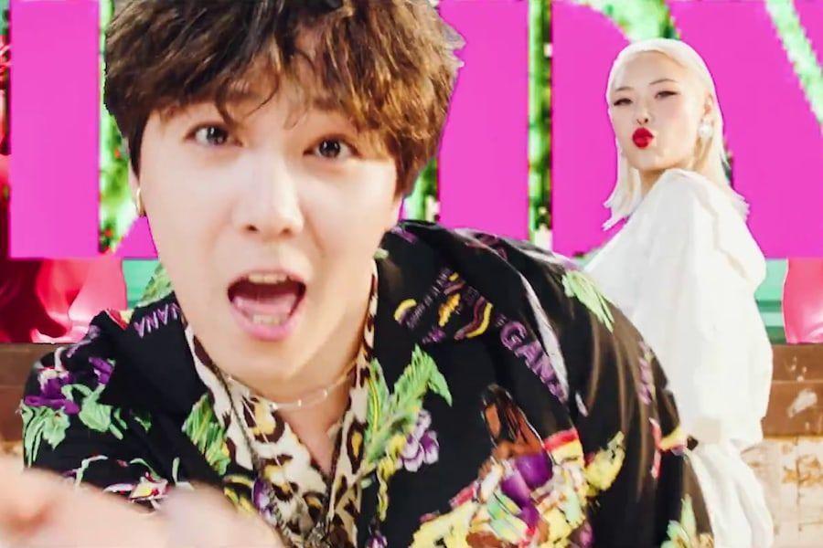 """Lee Hong Ki de FTISLAND canta """"I Am"""" con Cheetah en su divertido vídeo musical"""